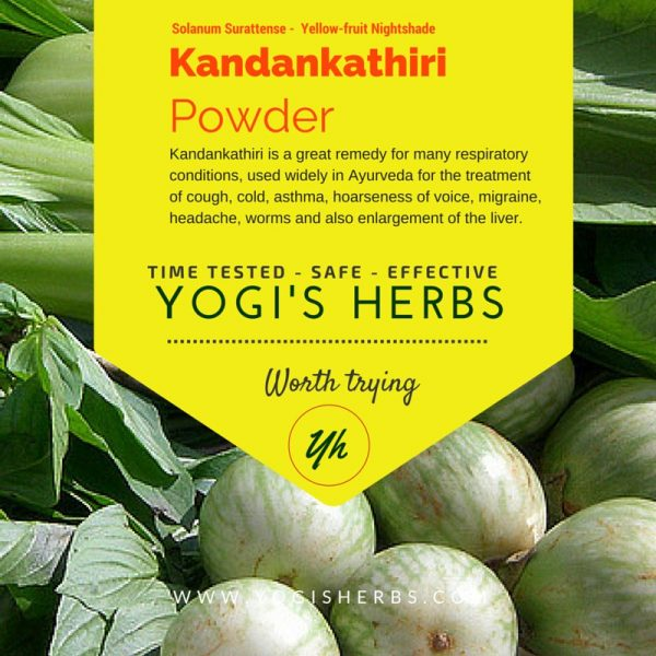 Kandankathiri Powder – Fresh & Pure 1