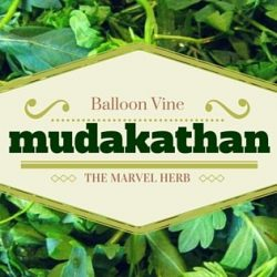 Mudakathan, The Marvel Herb 6